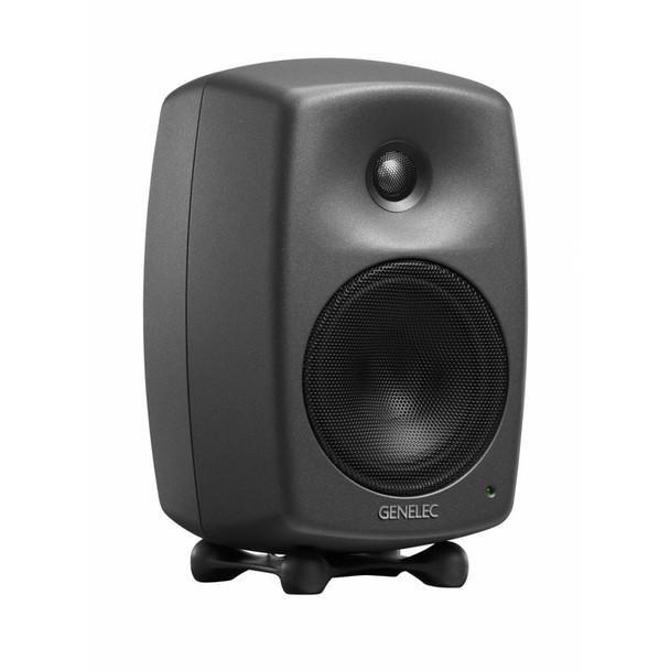 Genelec 8030C Active Studio Monitor, Dark Grey (Single)