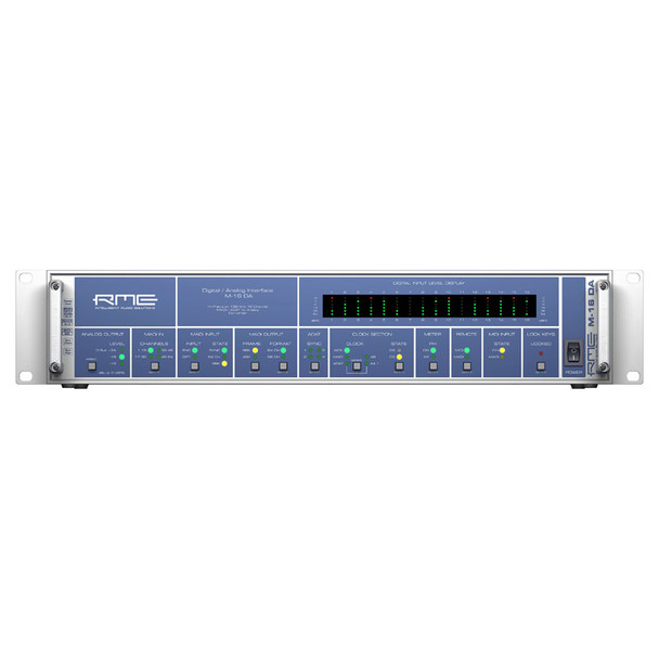 RME M16-DA 16 Channel MADI/ADAT to Analogue Converter