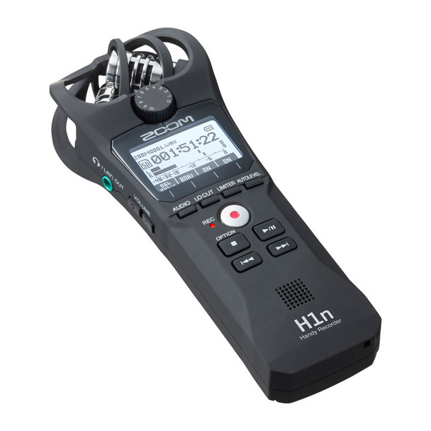Zoom H1N Portable Stereo Recorder