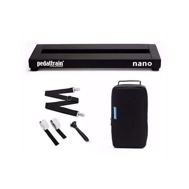 Pedaltrain Nano Pedalboard with Soft Case