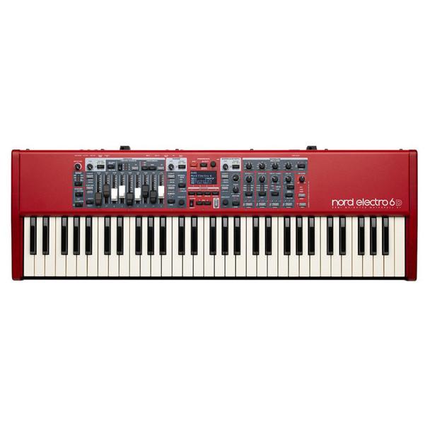 Nord Electro 6D 61 Organ, Piano and Sample Player Keyboard
