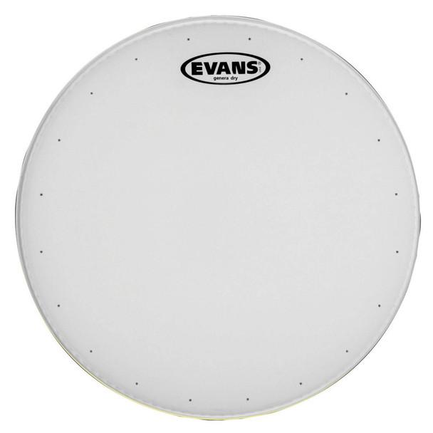 Evans B14DRY 14 Inch Genera Dry Coated Snare Drum Head