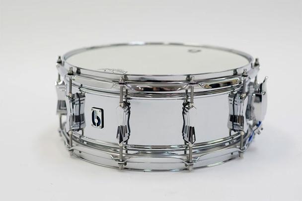 British Drum Company BDC 14 x 6 Bluebird Snare drum