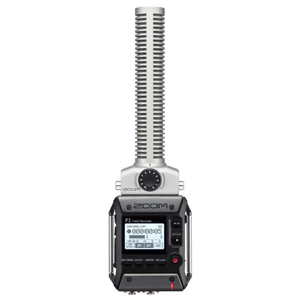 Zoom F1-SP Field Recorder with Shotgun Mic