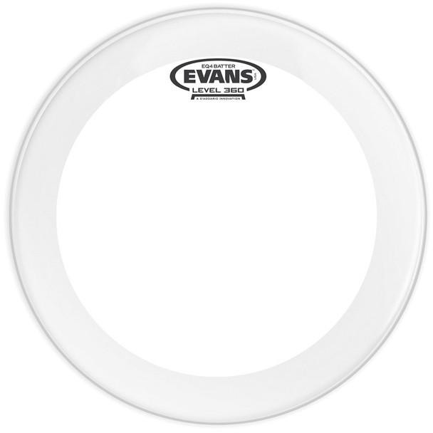 Evans BD22GB4 22 Inch EQ4 Clear Bass Drum Head