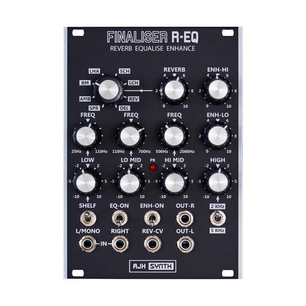AJH Synth Finaliser R-EQ Eurorack Module, Dark Edition