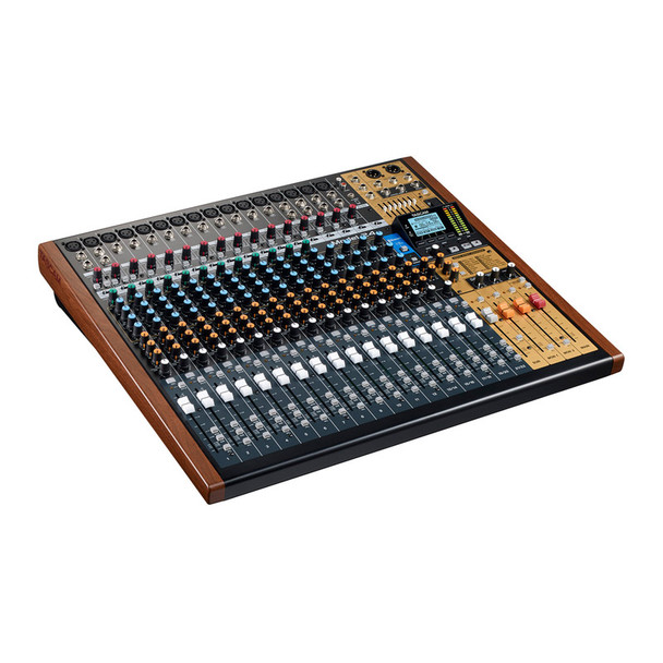 Tascam Model 24 Multitrack Recorder with Integrated USB Audio Interface
