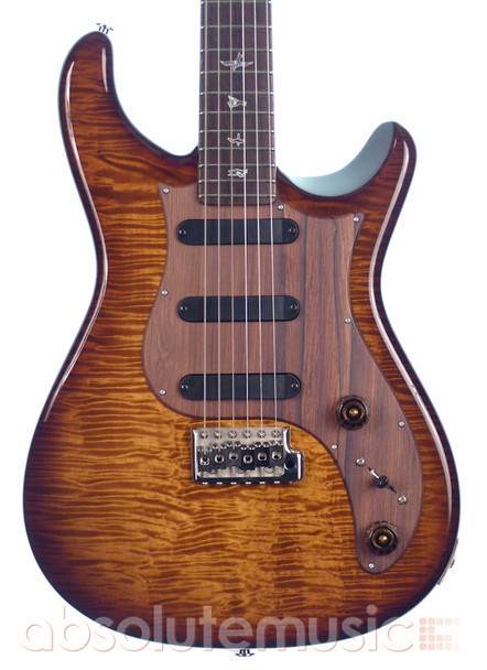 PRS DC3 Private Stock Flamed Maple Electric Guitar with Case (Pre-Owned)