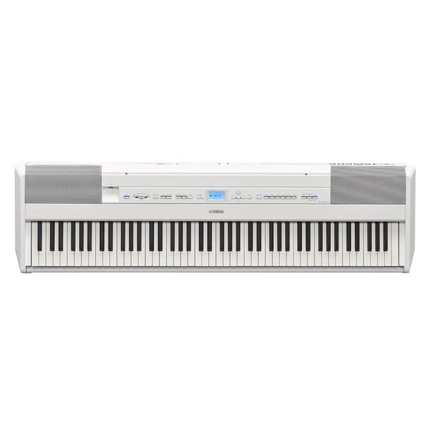Yamaha P-515 Digital Piano, White