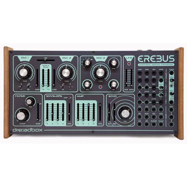 Dreadbox EREBUS V3 Analogue Duophonic Analogue Synthesizer Module