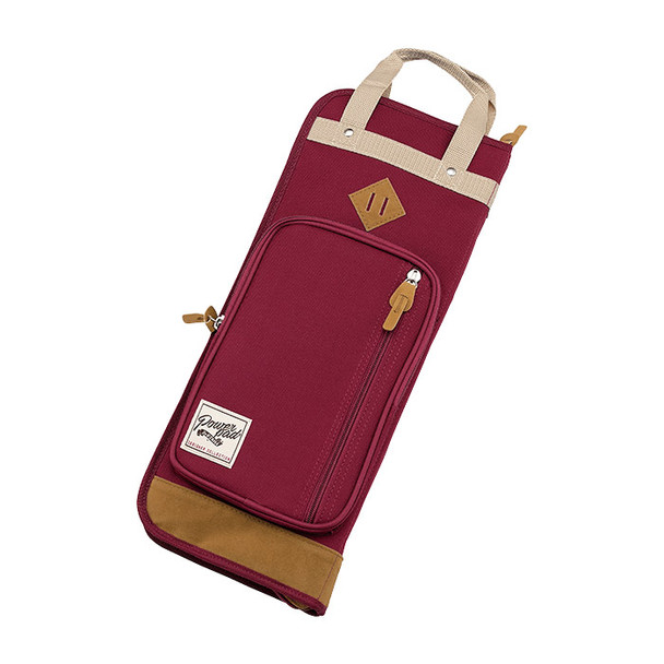 Tama TSB24WR Powerpad Designer Stick Bag, Wine Red