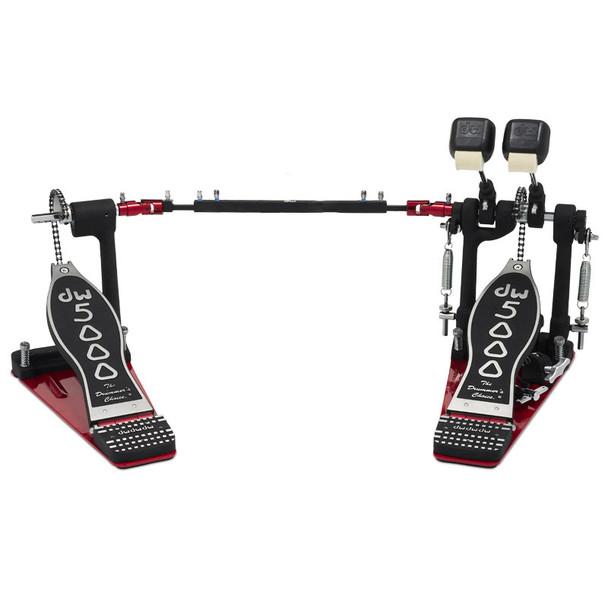 DW Drum Workshop 5002AH4 Single Chain Double Kick Drum Pedal