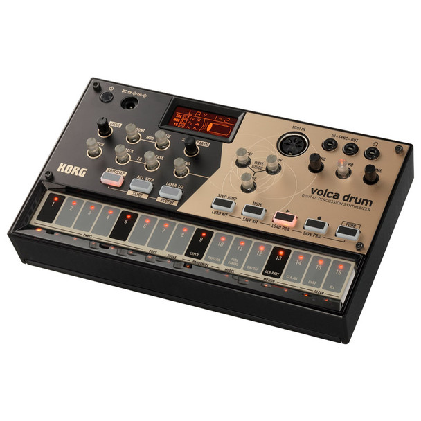 Korg Volca Drum Digital Percussion Synthesizer Module