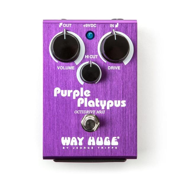Way Huge WHE800 Purple Platypus Octidrive MkII Pedal