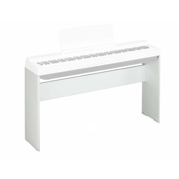 Yamaha L-125WH Digital Piano Stand, White