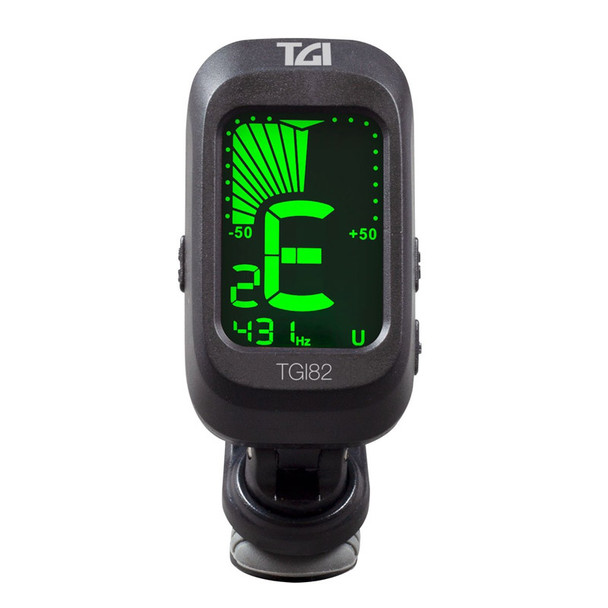 TGI TGI82 Clip on Chromatic Tuner