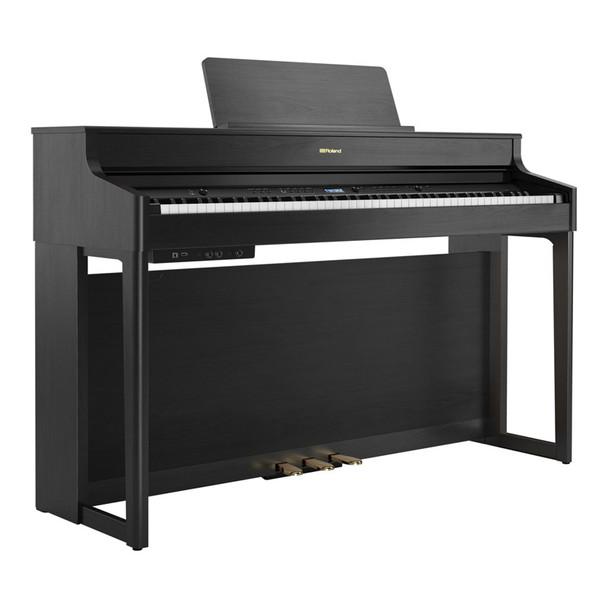 Roland HP702 Concert Class Digital Piano, Charcoal Black