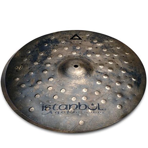 Istanbul IXDDH17 17 Inch Xist Dry Dark Hi-Hat Cymbals