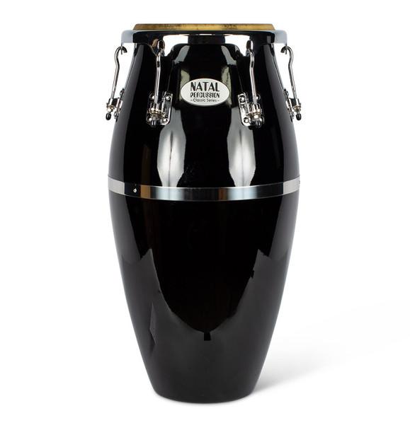 Natal NCSC02B Classic Series Fibreglass Conga in Black