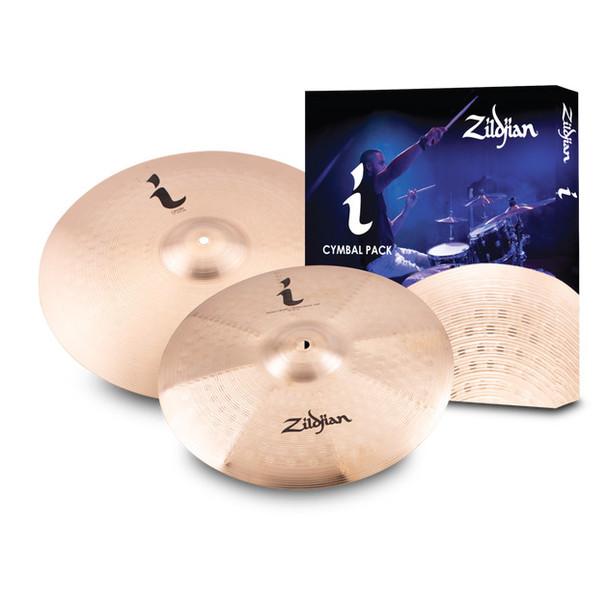 Zildjian i Series Expression Pack 1 Cymbal Pack
