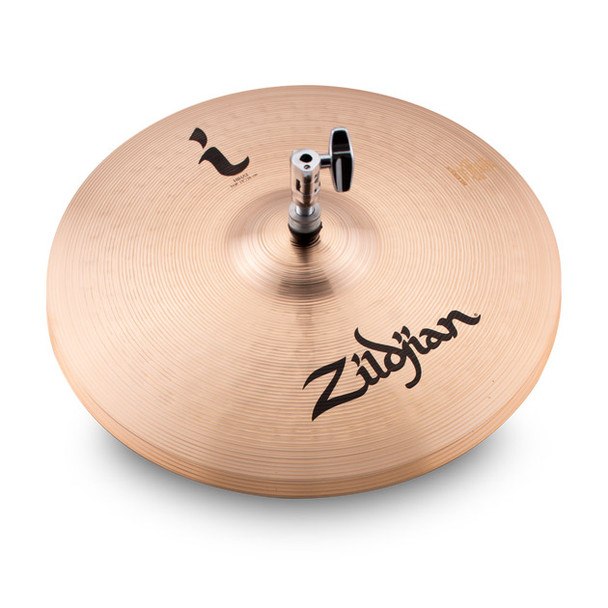 Zildjian i Series 14 inch Hi-Hat Cymbals, Pair
