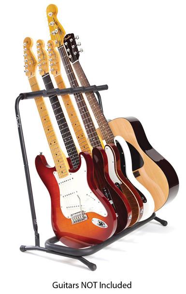 Fender 5 Guitar Multi-Stand