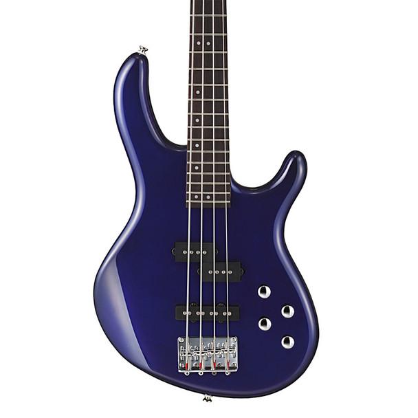 Cort Action Plus Bass Guitar, Blue Metallic
