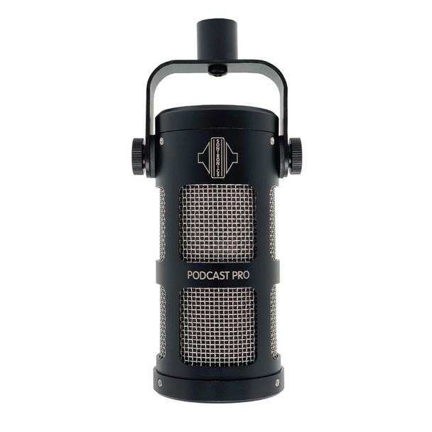 Sontronics Podcast Pro Podcasting Microphone, Black