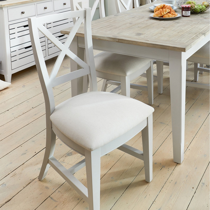 Signature Grey Dining Chair (Pair of Two) - CFF03C - 1