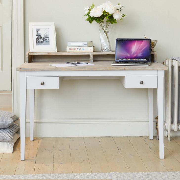 Signature Grey Desk / Dressing Table - CFF06B - 1