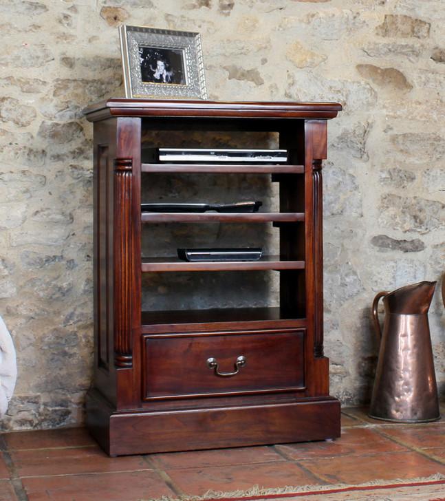 Mahogany Home Entertainment Cabinet - IMR09C - 1