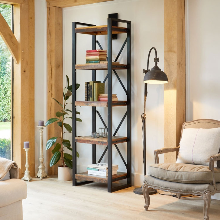 Urban Chic Alcove Bookcase - IRF01A - 1