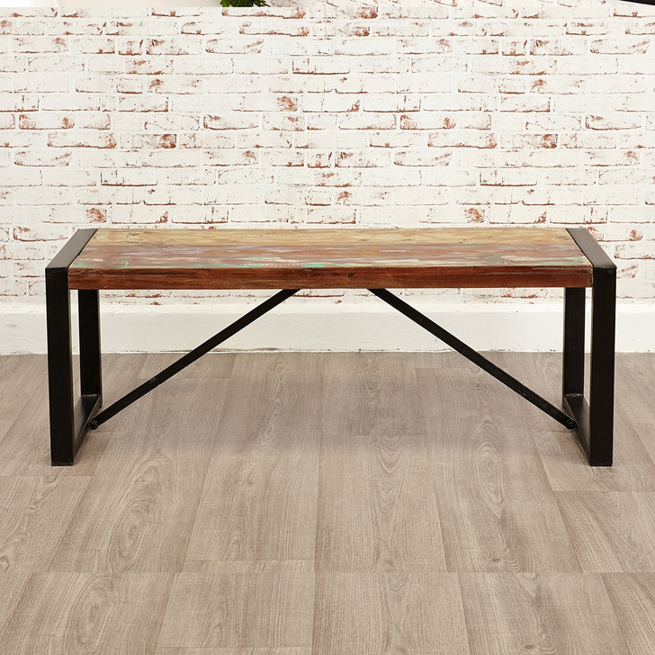 Urban Chic Small Dining Bench - IRF03A - 1