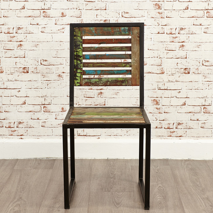 Urban Chic Dining Chair (Pack of two) - IRF03C - 1
