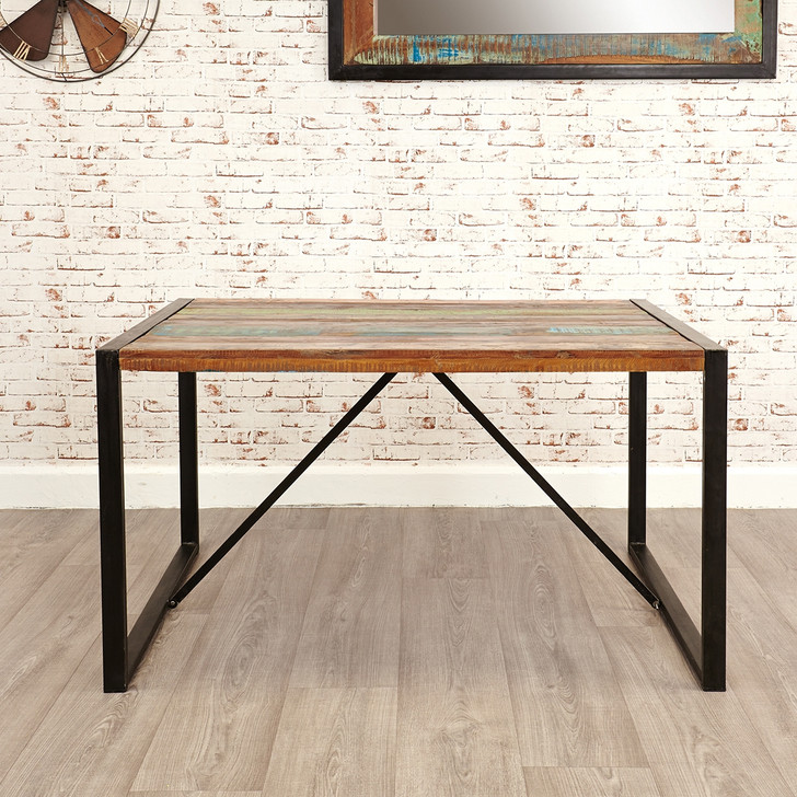 Urban Chic Small Dining Table - IRF04A - 1
