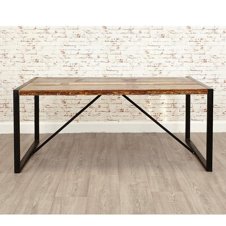 Urban Chic Large Dining Table - IRF04B - 1