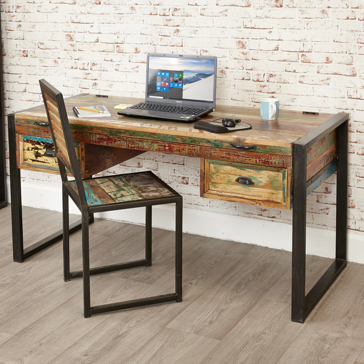 Urban Chic Laptop Desk / Dressing Table - IRF06A - 1