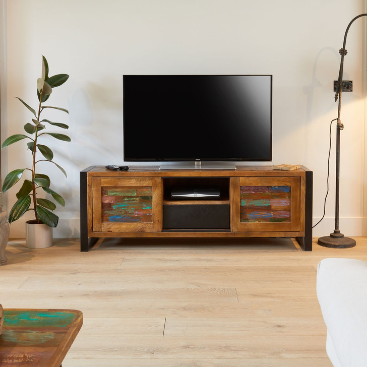 Urban Chic Widescreen Television Cabinet - IRF09D - 1