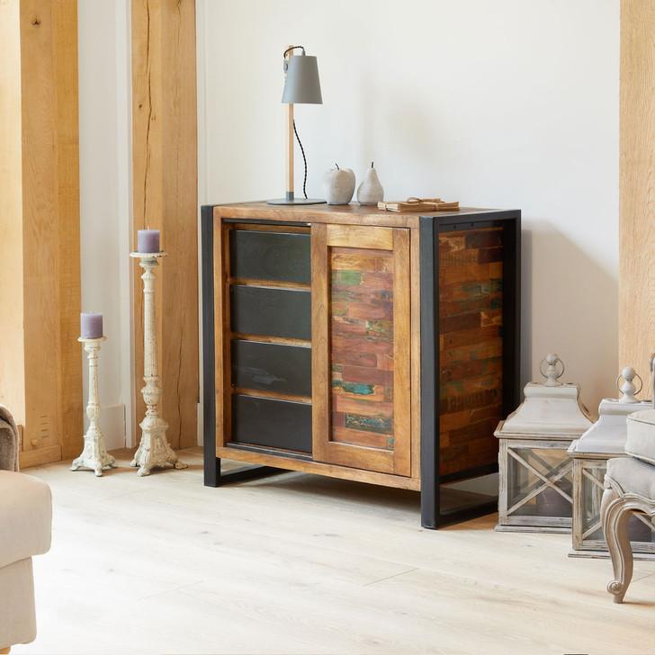 Urban Chic Home Storage Cupboard - IRF12A - 1