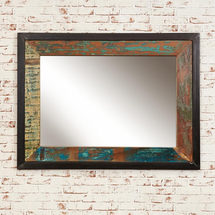 Urban Chic Mirror large (Hangs landscape or portrait) - IRF16A - 1