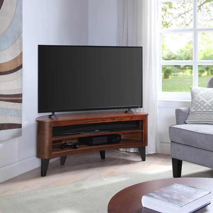 San Francisco walnut TV stand - JF709-W - 1