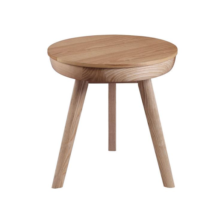 San Francisco Round Lamp Table - JF711 - 1