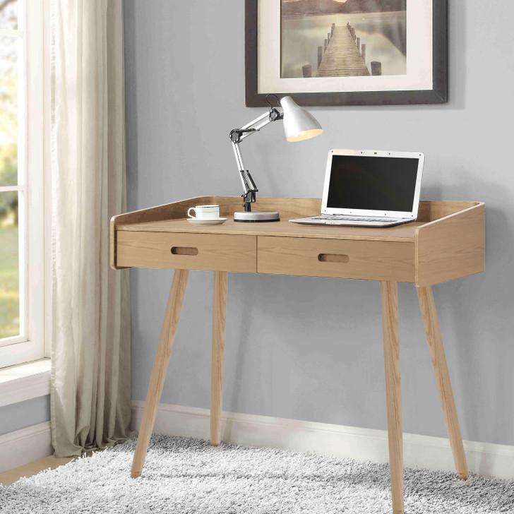 Vienna Drawer Oak Desk