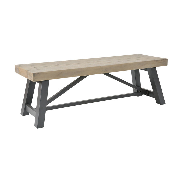 Hulstone Industrial Small Bench - LOW12 - 1