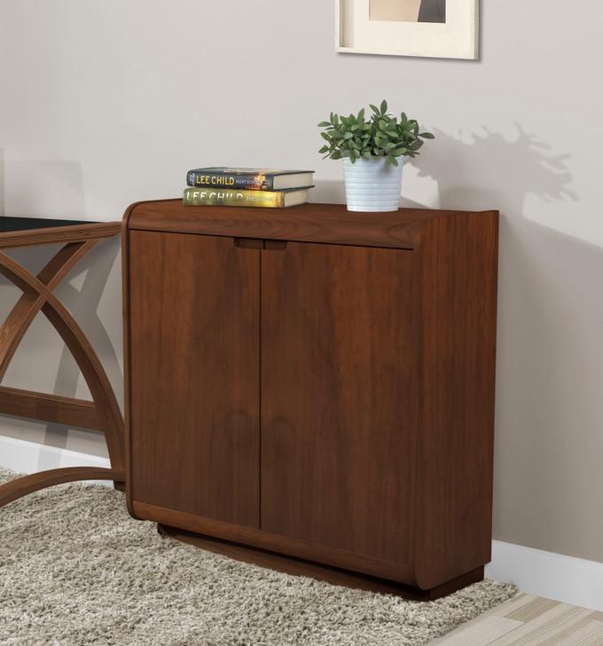 Universal Cabinet In Walnut - 1