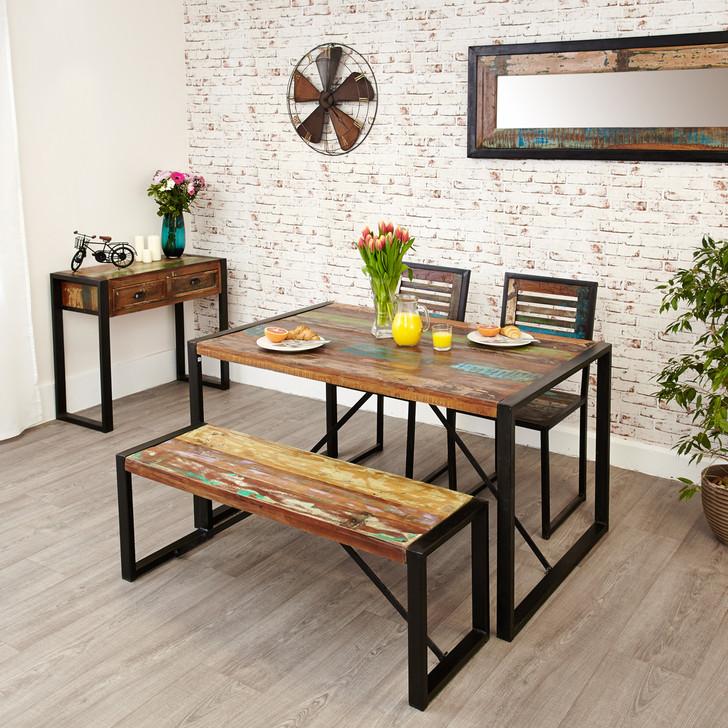 Urban Chic Small Dining Set - WFS-IRF-DF01 - 1
