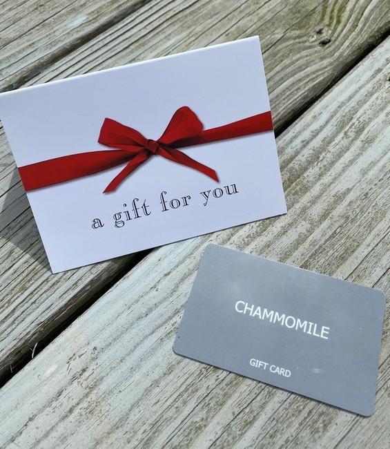 Chammomile Gift Card
