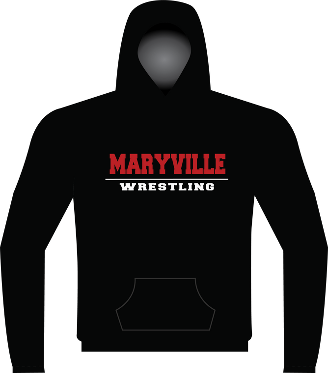 Maryville Youth Wrestling Hoodie