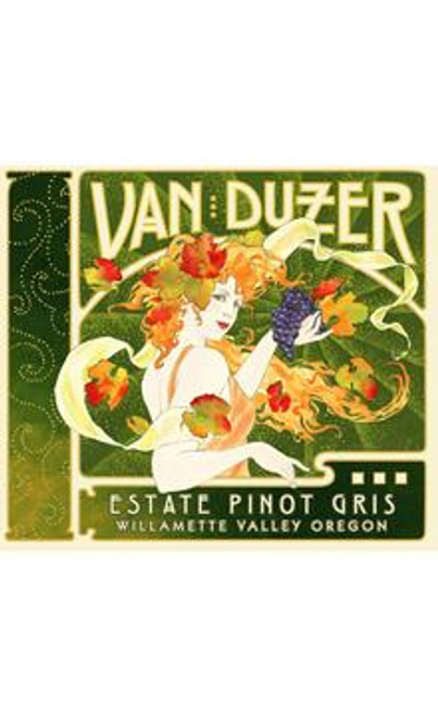 Van Duzer Pinot Gris Willamette Valley Estate 2018