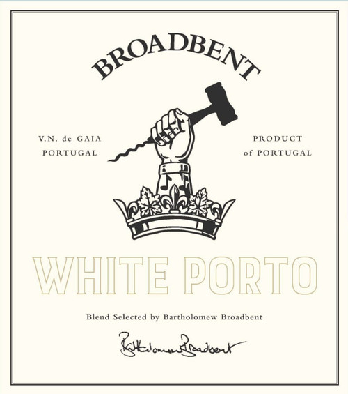 Broadbent White Port NV
